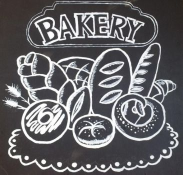 Sign For A bakery by OrcBoozer