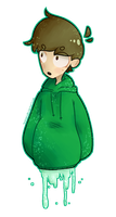 Edd doodle thing? by teanopi