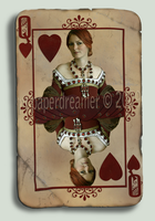 Queen of Hearts by PaperDreamerArt