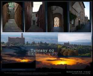 Tuscany Exclusives 02 by kuschelirmel-stock