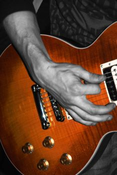 Gibson Les Paul by haneboe