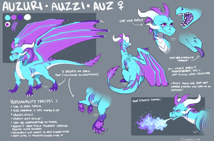 Auz Ref 2018 by aacrell
