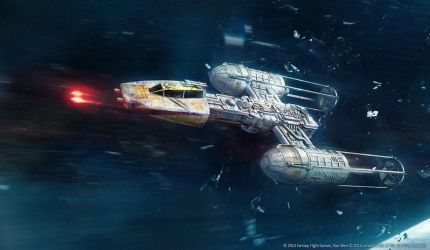 SW Most Wanted: Y-Wing by agnidevi