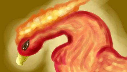 Moltres by KeiraBlaze