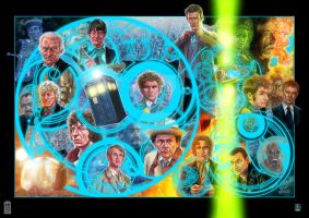 An Adventure Through Time and Space by Kmadden2004