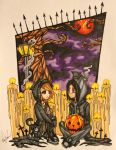 Night of the Pumpkins by xKixii
