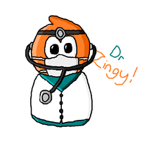 Zingy - Doctor by Power-Pie