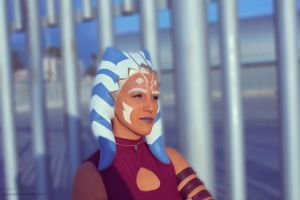 Ahsoka Tano clone wars a-new-future by TwilekParadise