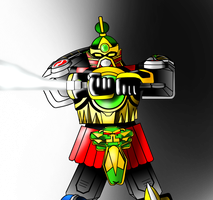 DairenOh_ThunderMegazord by dd4rri3nd