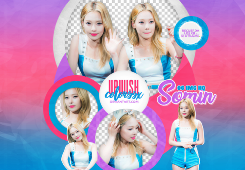 Somin PNG PACK #2 /KARD by UpWishColorssx