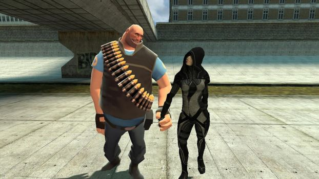 GMod: A Match Made In...the Sewers. I guess. by TEi-Has-Pants