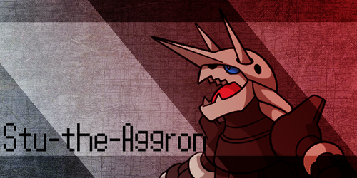 Stu-the-Aggron by pokr5
