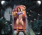 WE REMEMBER PADDY86 super horror girl by paddy86 by ArchiveSW