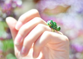 Pascal Ring by VintageLightJewelry