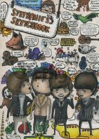 The Beatles Cover page by Tigers13