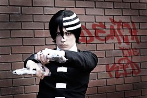 Soul Eater: Death the Kid by YamaCos