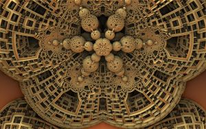 Grand Palace Ceiling Ornament by Jing-reed
