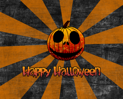 JACK.O.Lantern - Wallpaper by Girl-In-Glass