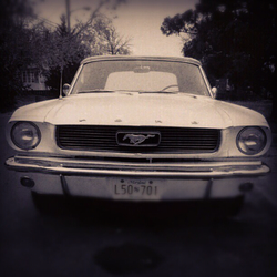 Retro Stang by FanFrye24