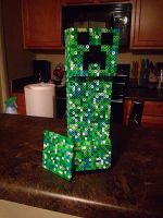 10 Inches of CREEPY! 3D Creeper 2 by xXXxNightShadexXXx