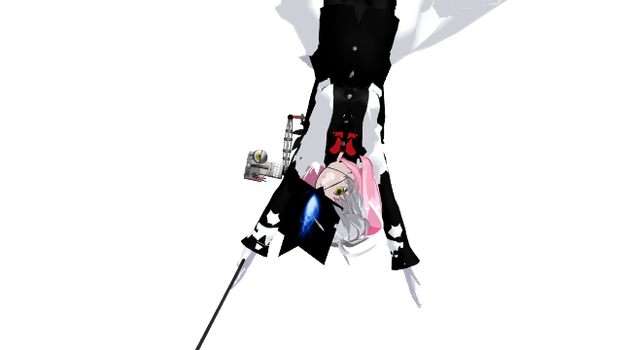[MMDXFNAF] New Mangle DOWNLOAD! by Ryad2006