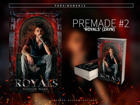 Royals (Zayn) - Premade #2 by Julieta7599