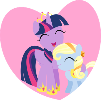 Children of Harmony - Twilight and Filly Summer by 462gha