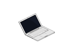 Macbook by DorifutoRabbit
