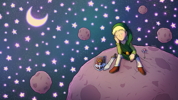 The Little Prince Link by IkariosM