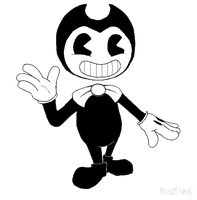 Living Bendy! by TheGGFox