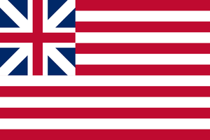 Grand Union Flag by LlwynogFox