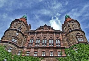 Ksiaz Castle by Wanderlouve