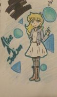More of Alice by darkstar1997