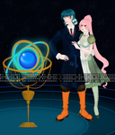 Fake Planets COMMISSION by ES-Dinah