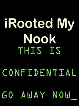 iRooted CONFIDENTIAL Animation by roseverdict