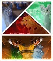 The Power of Three (Warrior Cats) by WarriorCat3042