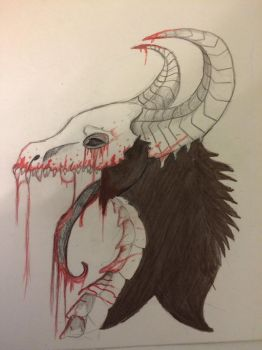 Jawless by SnowyKatLovesArt