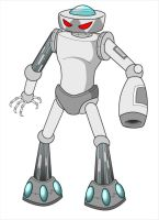 ROBOT --exclamation point-- by GlowingMember