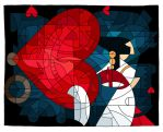 Queen of Hearts by little-lina