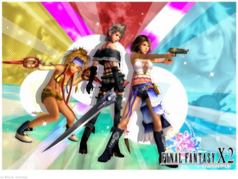 Final Fantasy YRP by Billysan291