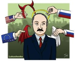 Lukashenko re-elected by trs