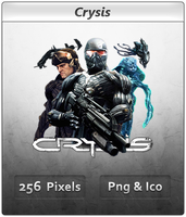 Crysis - Icon by Crussong