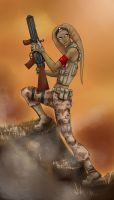 Rebel with a cause by lonelion4ever