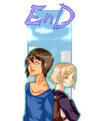 EnD - Front page 1 by Caim-The-Order