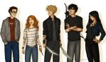 Mortal Instruments: City of Bones by RiTTa1310