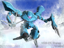 MSM-03C Hygogg by Midian-P