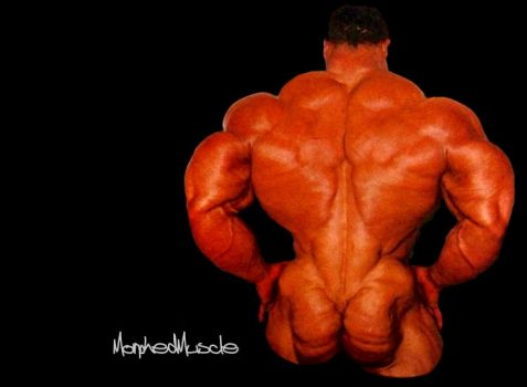 Rear View by MorphedMuscle