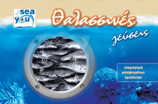 Front Cover for FrozenSeafoods