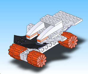 space buggy WIP by finairfin