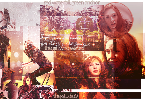 The Girl Who Waited by the-studio9